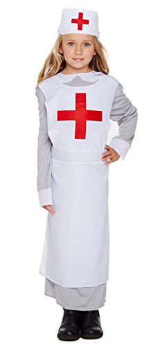 Kostüm Alter von 7-9 Jahre (Ww1 Kostüme Für Kinder)