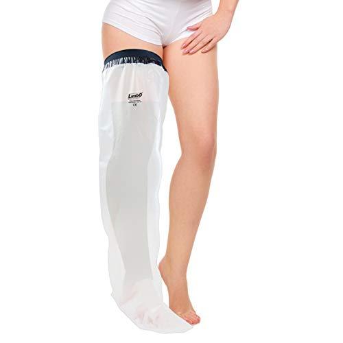 Limbo Schutz für eingegipste Extremitäten, wasserdicht, bedeckt bei Kindern das gesamte Bein
