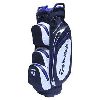 TaylorMade Golf 2017étanche Sac chariot, noir/blanc/bleu