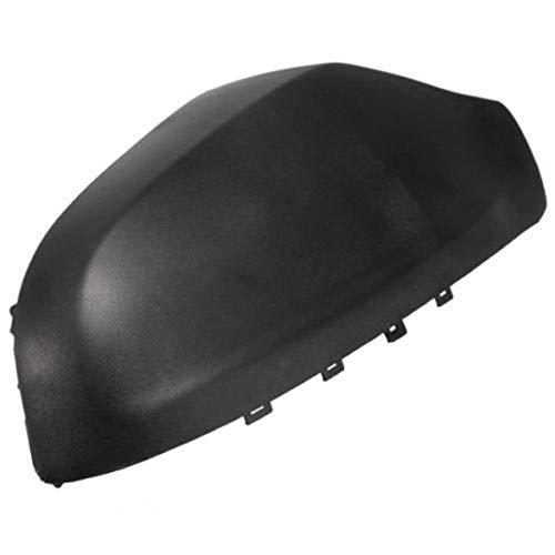 Kongqiabona Capuchon de boîtier de Couvercle de rétroviseur côté Droit Noir pour Vauxhall Astra H 04-09