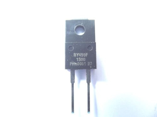 Philips by459F-1500Diode Switching 1,5KV 10A Stromversorgung (2+ Tab) (Kv-stromversorgung)