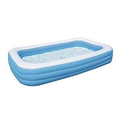 Bestway famiglie schwimmbecke rectangular Deluxe, 262x 175x 51cm
