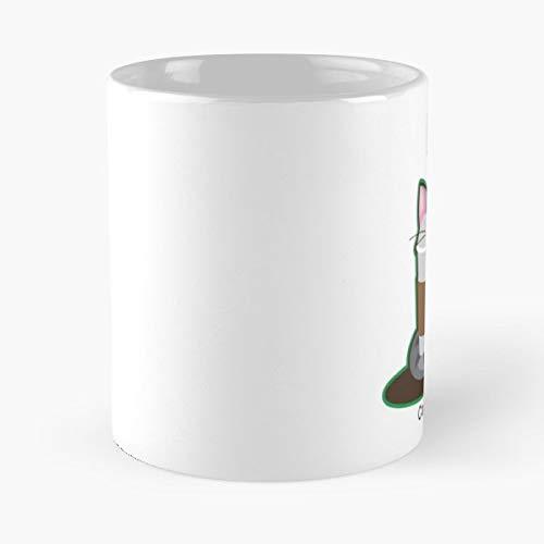 Coffee Cat Kitty Cute Pun Humor Cappuccino Meow Mug Mugs For - Best 11 oz Kaffee-Becher - Tasse Kaffee Motive -