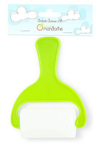Avenue Mandarine 52528O Packung (mit 1 Walze aus Schaumstoff, 7cm breit, ideal für Ihre Kunstprojekte und Bastelarbeit) 1 Stück
