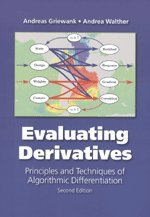 Evaluating Derivatives 2nd Edition Paperback: Principles and Techniques of Algorithmic Differentiation