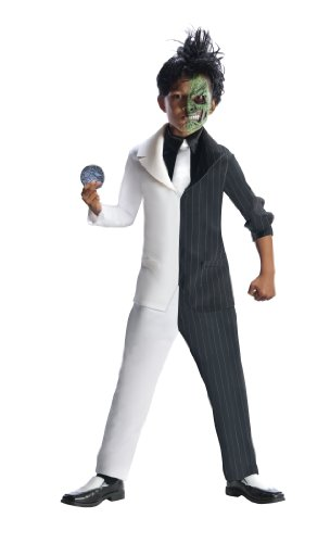 Rubies DC Super Villains Two Face Costume,