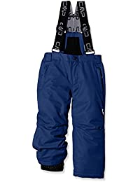 CMP Feel Warm Flat Pantalones, Unisex niños, Azul (Dark Blue), 164 (14 años)