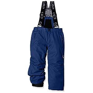 CMP Jungen Hose Ski Skihose Blau (Marine) 104