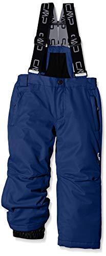 CMP - 3W15994 - Salopette pantalon de ski - Mixte Enfant - Bleu fonce - 92 (2 ans)