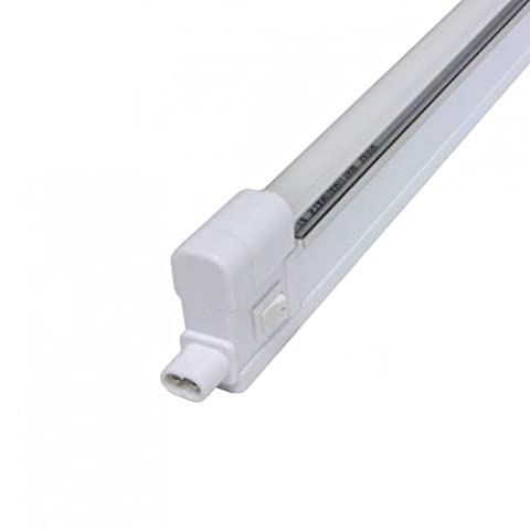 10W - T4 Mini Slimline Fluorescent Fitting C/w Triphosphor Tube