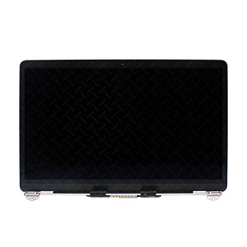FTDLCD® 13,3 Zoll LED Screen LCD Display Komplett Assembly für Apple MacBook Air 13 Retina EMC 3184 (Silber) 13.3 Display
