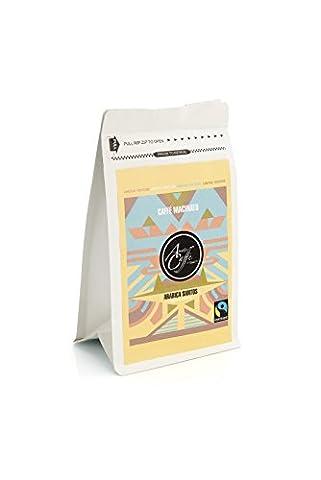 AMATO CAFFÈ® Fairtrade Arabica Santos 250 g | frisch gemahlen | geeignet für Filter/Vollautomaten | LIMITED EDITION |