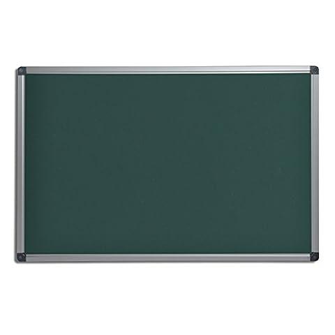 Office Marshal® Profi - Kreidetafel mit schutzlackierter Oberfläche & hervorragendem Schreibkontrast | 3 Größen | 90x120cm