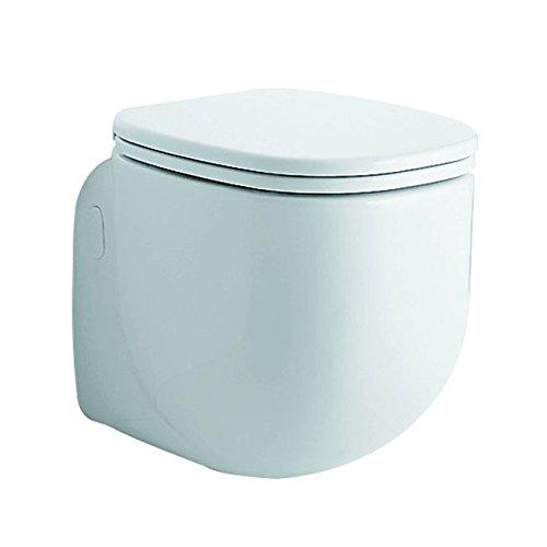 Pozzi Ginori 500 Vaso sospeso con coprivaso 41351 Sanitari Bagno Ceramica