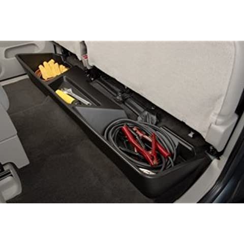 2007-2012 Chevrolet Silverado or GMC Sierra Underseat Storage Box for Extended Cab Trucks by GM 17803486 by Chevrolet
