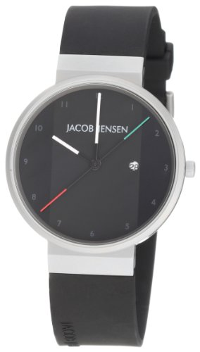 Jacob Jensen Herrenarmbanduhr New Series 32732S