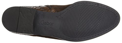 Gabor Fashion, Stivali Donna Marrone (Castagno/cognac)
