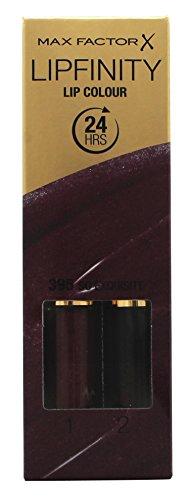 Max factor rossetto lipfinity 395 so exquisite - 4.2 g