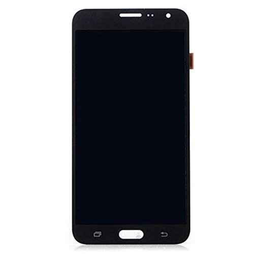 VANKER Pantalla LCD Pantalla táctil Asamblea digitalizador (For Samsung Galaxy J3 2016 J320 Series J320P J320M J320F J320FN)_Galaxy J3 2016 Negro