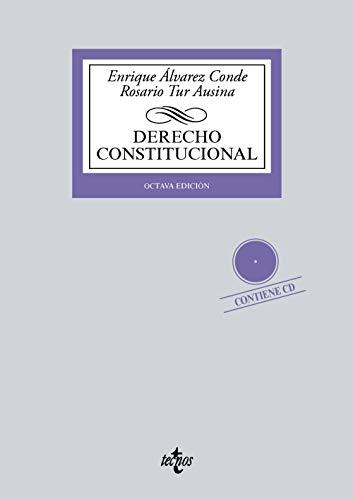 Derecho Constitucional (Derecho - Biblioteca Universitaria De Editorial Tecnos) por Enrique Álvarez Conde