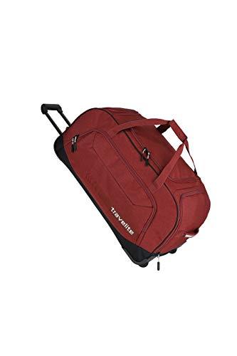 """Travelite Reise- und Sporttaschen \""""KICK OFF\"""" von travelite in 3 Farben: praktisch, robust und auch zum Ziehen Reisetasche, 77 cm, 120 L, Rot"""