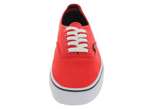 Vans Vscq7Zw, Baskets mode mixte adulte Rouge