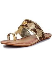 Sapatos Brown Flats