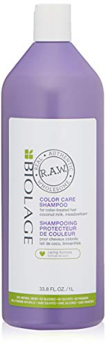 Matrix Biolage R.A.W. Color Care Shampoo, 1er Pack (1 x 1 l) -