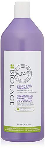 Matrix Biolage RAW Color Care Shampoo 1000ml - shampooing protecteur de couleur