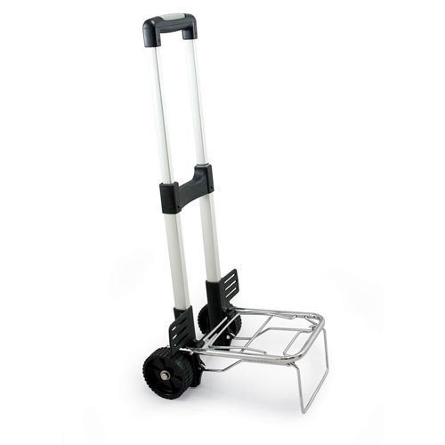 trolley-folding-cart-on-wheels-w-extendable-handle-platinum-black-silver-by-picnic-time