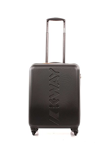 TROLLEY K-WAY K-AIR CABIN SIZE SPINNER 8AKK1G010A201 BLACK