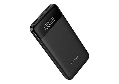 Powerbank 10400mAh, USB C Caricabatterie Portatile con LED Digitale Display Batteria Esterna...