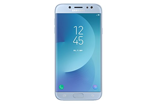 Samsung Galaxy J7 2017, Smartphone libre (5.5'', 3GB RAM, 16GB, 13MP/Versión europea), color Azul