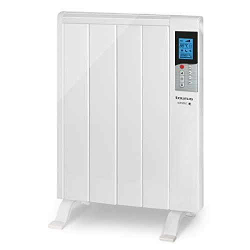 Taurus Tanger 600 - Emisor térmico con tecnología seca, programación diaria-semanal, temperatura...
