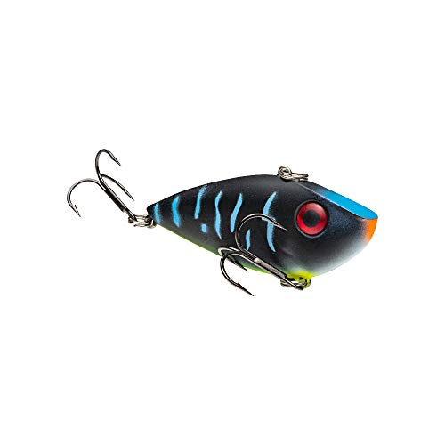 Strike King REYESD12-706 Red Eyed Shad Lipless Crankbait, 5,1 cm (1/2 Unzen), Wicked -