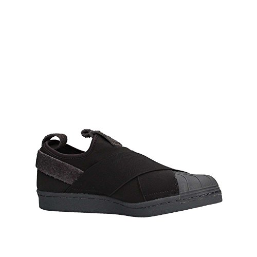 adidas Superstar Slipon, Sneaker a Collo Basso Unisex – Adulto nero (Neguti / Neguti / Gricin)