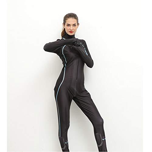 Avengers Black Widow Cosplay Kostüm Siamese Tights, Halloween Event Rollenspiele Black-L (Widow Avengers-halloween-kostüm Black)