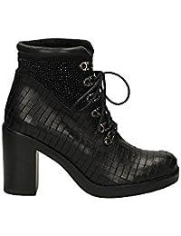 Tosca BLU Sybil, Zapatos de Tacón con Punta Cerrada para Mujer, Negro, 36 EU Tosca Blu