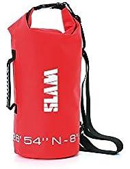SLAM - Sac étanche Port Talbot 10L - Rouge, 10L