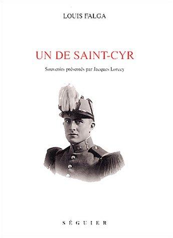 Un de Saint-Cyr par Louis Falga