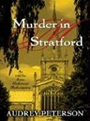 Murder in Stratford: As Told by Anne Hathaway Shakespeare (Five Star First Edition Mystery)