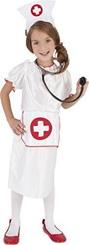 Disfraz de Médico Enfermera para niña