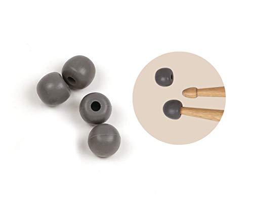 Vic Firth Universal Drumstick Practice Tips (2 Pairs per Bag) (Drumsticks Vic)