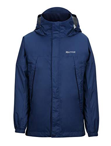 Marmot PreCip Jacke für Jungen, Arctic Navy -