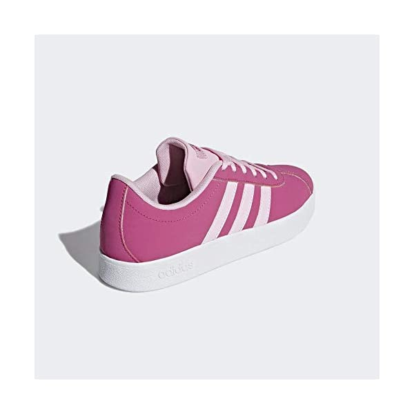 adidas VL Court 2.0 K, Scarpe da Fitness Unisex – Bambini 5 spesavip