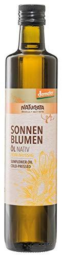 Naturata Bio Sonnenblumenöl nativ (1 x 500 ml)