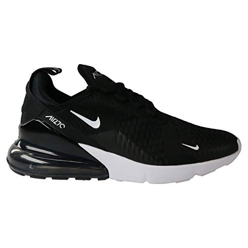 Nike Damen W Air Max 270 Fitnessschuhe Schwarz (Black/Anthracite/WHI 001) 44 EU
