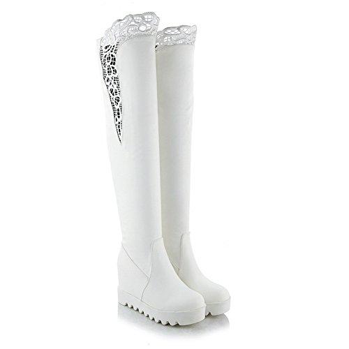 BalaMasaAbl09451 - A Collo Alto donna White