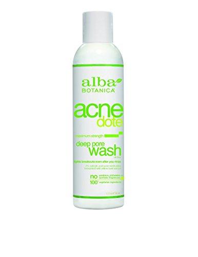 alba-botanica-natural-acnedote-deep-pore-wash-6-oz-6-pack-by-alba-botanica
