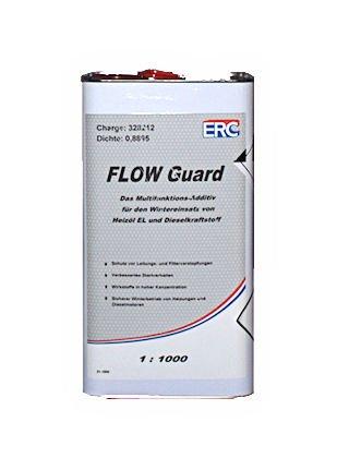 ERC FLOW GUARD Heizöl/Diesel Winter Additiv Fließverbesserer Konzentrat 1:1000 - 5 Liter Kanister